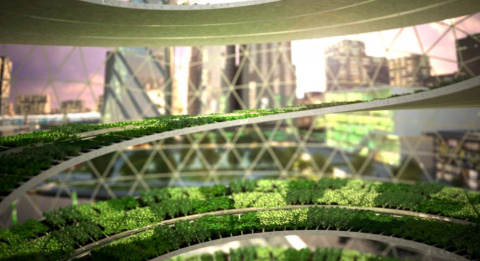 В Швеции строят ферму-небоскреб, производящую 550 тонн овощей в год