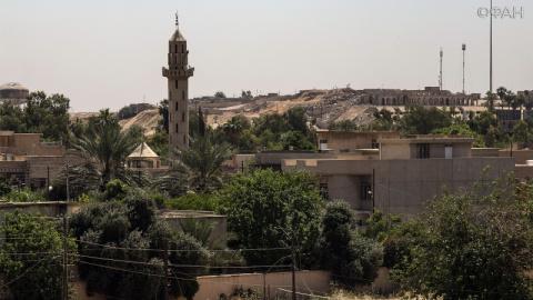 Ирак поблагодарил Россию за обеспечение безопасности в регионе