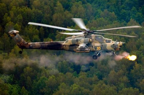 Как создавался Ми-28 «Ночной…