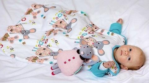 Спальный мешок для новорожденного своими руками