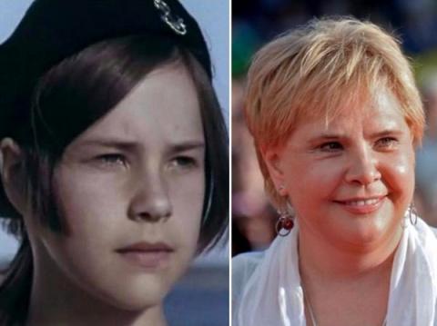 Как советские актёры выглядели в своих первых фильмах и как они выглядят сейчас. Часть 4