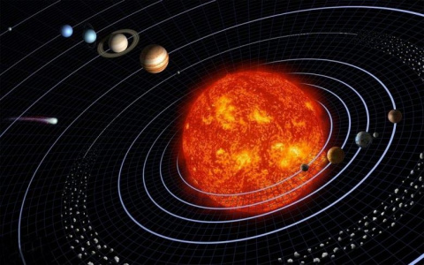 Астрономы США нашли загадочный двойник Марса