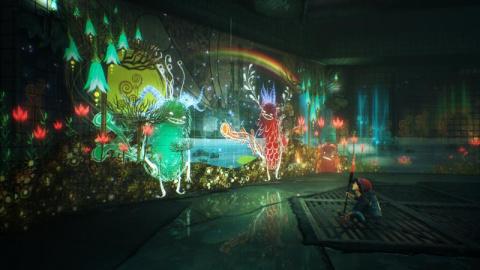 Для PS4 анонсирована красочн…