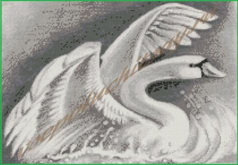 Вот такая  Лебедушка