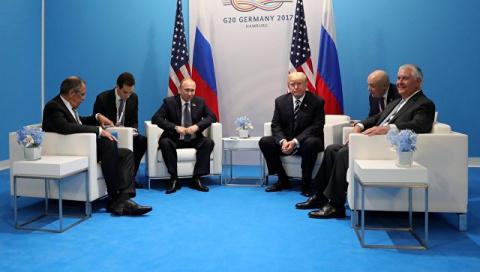 Москва не ждет уступок от Трампа, заявил Песков