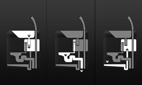 Правильный туалет - компактный туалет