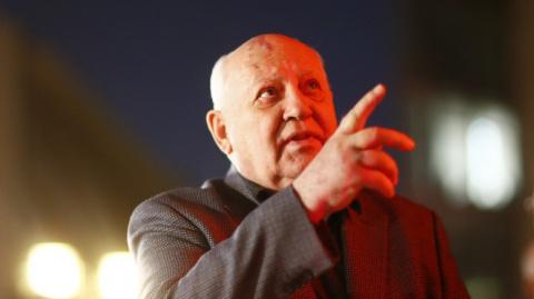 Горбачёв: «Русские готовы к …