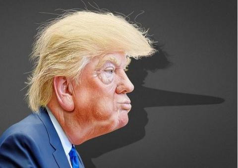 Длинный нос Вашингтона снова…
