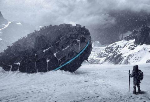 Тайна гравитационной аномалии Антарктиды в районе Земли Уилкса
