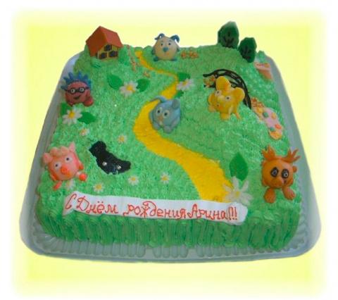 Торты и фото торты от ширениной