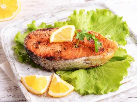 Необычные блюда из рыбы