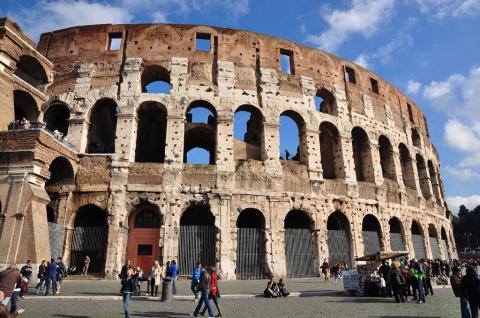 Рим. Коллизей