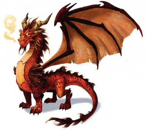 Новогодние идеи: чем прикормить Дракона в год Черного Дракона?