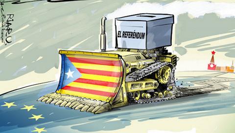 Испанию тоже мы развалили... Green Tea