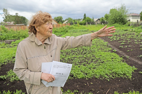 На Урале пенсионерка устроил…