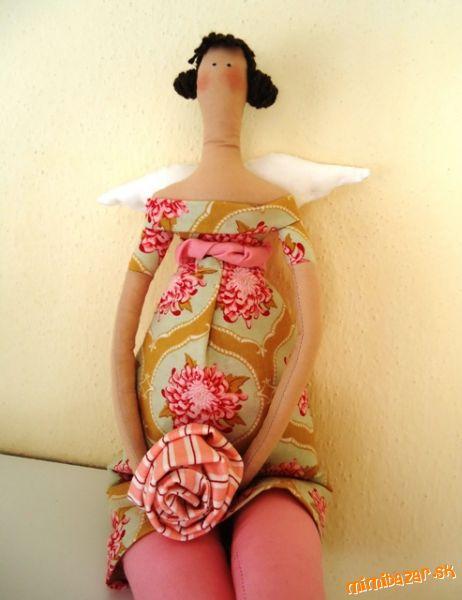 Шьем куклу тильду мастер класс инструкция #2