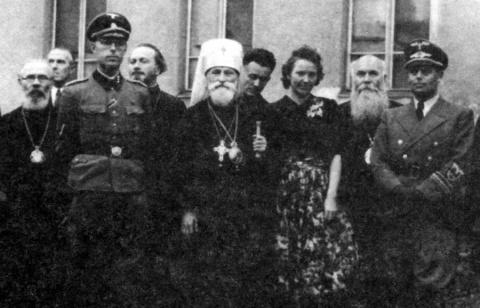 Украинская «Церковь» торжест…
