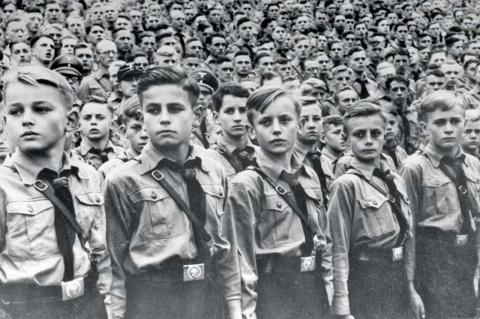 «Гитлерюгенд» на всю голову. Юрий Селиванов