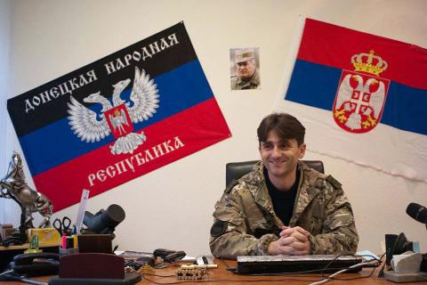 «Единственный шанс для Порошенко». Донецкий снайпер Деян Берич о жизни и смерти