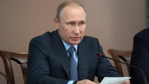 Путин: Мы благодарны тем, кто в Израиле дает правильные исторические оценки