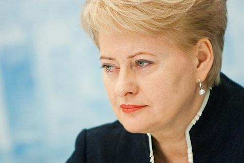 Президент Литвы заявила, что готова к сотрудничеству с РФ