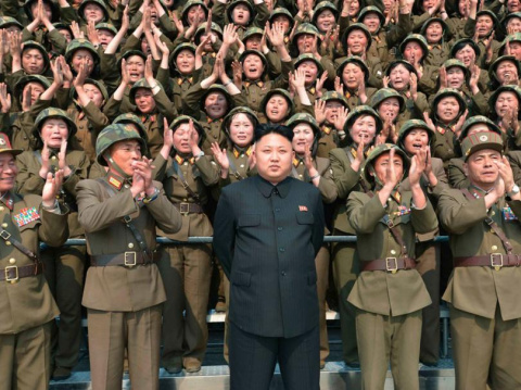 В чем сила, армии Северной К…