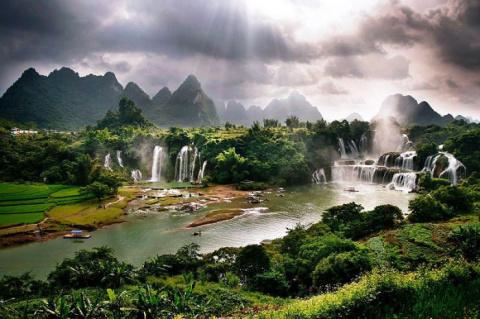 Китайская фантастика: пейзаж…