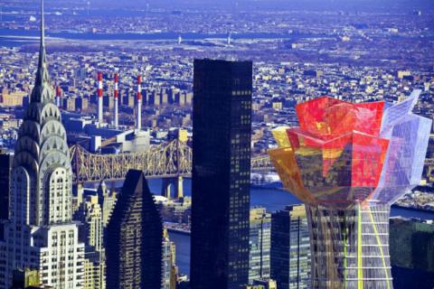 10 фантастических архитектурных концептов, которые скоро станут реальностью