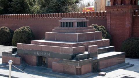 Если Ленина вынесут из мавзо…
