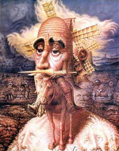 Visions of Quixote