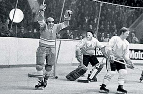 Великие победы советских спортсменов