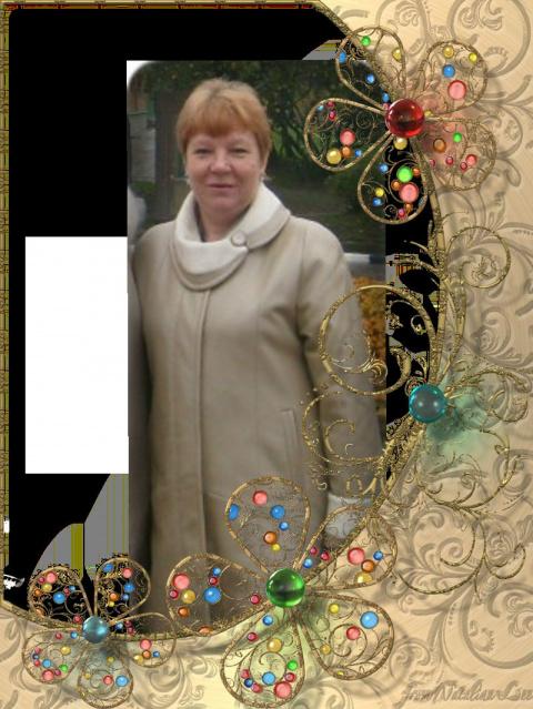 Валентина Антипова (Кучер)