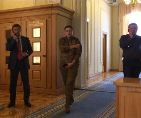 Новый образ Савченко шокиров…