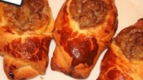 Самые вкусные пирожки с мясо…