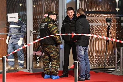 В перестрелке у Москва-Сити, где ранили шесть человек, принимали участие телохранители долларового миллиардера Юшваева