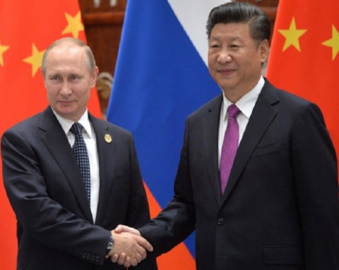 Объятия Путина и Си скрывают…