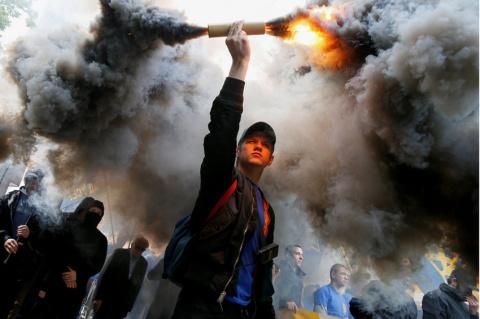 На Украине разворачивается государственный переворот