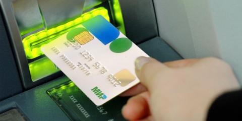 ЦБ: обналичивание с карт снизилось, оплата - выросла