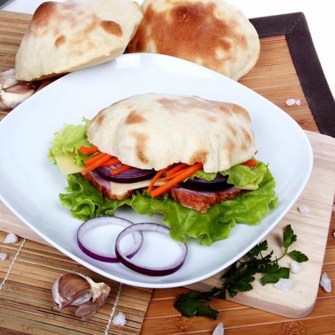 Пита – идеальный хлеб для пикника