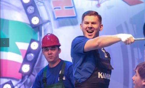 «КАМАЗ» завоевал первое мест…