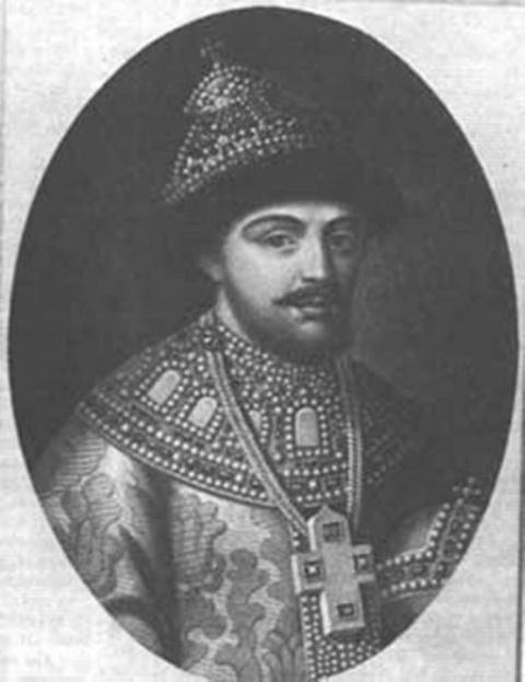 Как воевал Нащокин на Русско…