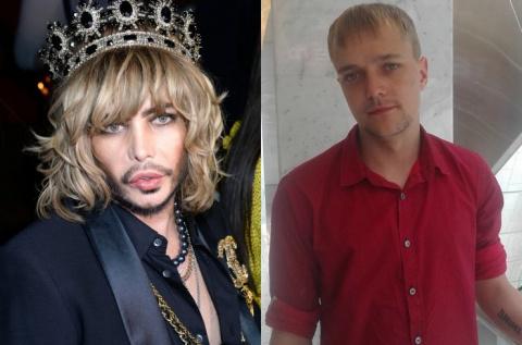 24-летний сын Сергея Зверева…