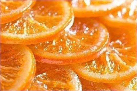 Карамелизированные апельсины…