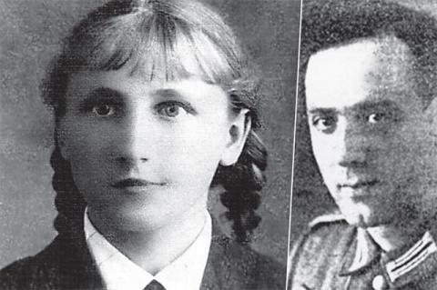 Простые герои войны: Маша Васильева и Отто Адам