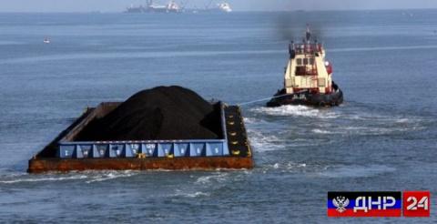 До конца недели на Украину прибудет первый корабль с американским углем