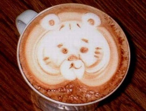 Мое  кофе