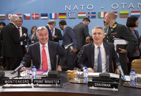 НАТО в экстазе — Черногория вступила в НАТО
