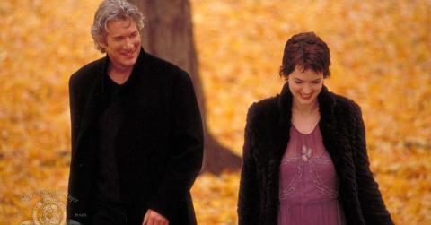10 фильмов, наполненных романтикой осени