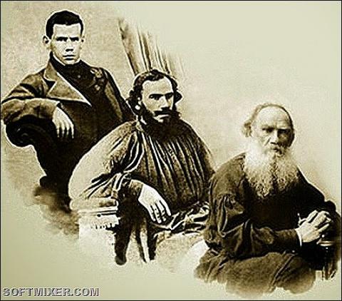 Лев Толстой в фотографиях со…