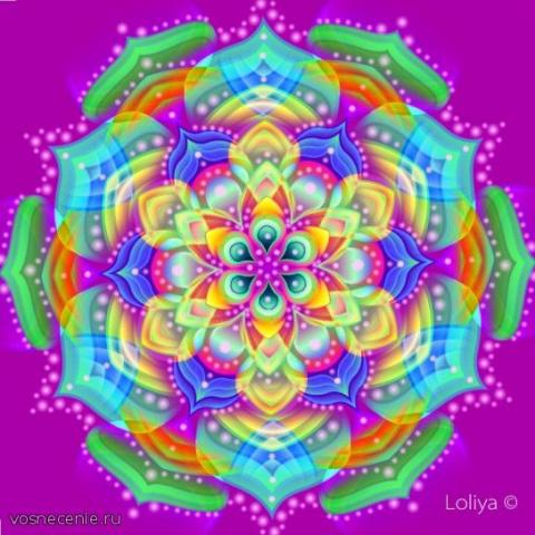 Медитация «Омоложения» алмазная энергия